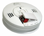 Kidde Plc 21027445 Combination Smoke and Carbon Monoxide Alarm, Photoelectric, Voice Alarm Indicator