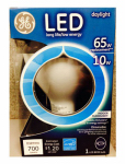 G E Lighting 89942 LED Light Bulb, Daylight, 700 Lumens, 10-Watt