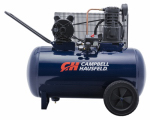 Campbell Hausfeld VT6271 Air Compressor, Horizontal, 3.7-HP, 30-Gal.