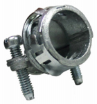 Halex/Scott Fetzer 20517 Conduit Fitting, Non-Metallic Snaptite Connector, 1/2-In., 2-Pk.