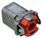 "Halex/Scott Fetzer 25703 5PK 3/8"" Snap Connector"