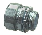 Halex/Scott Fetzer 26352 Rigid Compression Connector, Indoor, 3/4-In., 2-Pk.