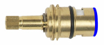 Brass Craft Service Parts ST1414X Cold Stem For Lavatory/Kitchen Faucet, Glacier Bay
