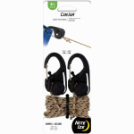 Nite Ize NCJ2-03-01 CamJam 2 Pack with Rope