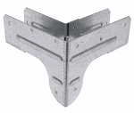 Simpson Strong Tie RTC2Z Rigid Tie Connector, Zmax Coating, 18-Ga. Steel