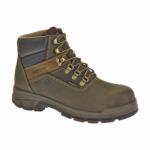 Wolverine Worldwide W10314 07.0EW Cabor Waterproof Boots, Extra Wide, Brown Nubuck, Men's Size 7