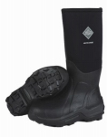 Muck Boot ASP000A-11 Arctic Sport High Boots, Black, Unisex Size 11 Men/12 Women