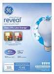 G E Lighting 67769 GE 4PK 29W WHT Rev Bulb