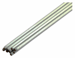 "Forney Industries 48490 3/32 18""BRZ Brazi Rod"