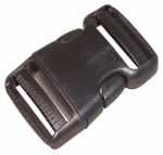 "Turf B1 1"" Side Strap Buckle"