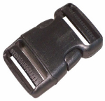 "Turf B2 2"" Side Strap Buckle"