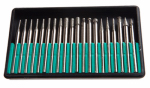 Forney Industries 60238 Diamond Point Set, 20-Pc.