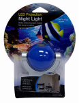 Jasco Products 11296 Projectables LED Night Light, Tropical Fish