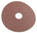 Forney Industries 71670 Resin Fibre Aluminum Oxide Sanding Disc, 4.5-In., 3-Pk., 80-Grit