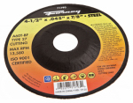 Forney Industries 71793 Cutting Wheel, Type 27, 4.5-In.