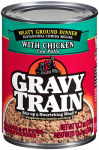 Jm Smucker Retail Sales 00079100524624 Dog Food, Canned, Meaty Ground Dinner With Chicken, 13.2-oz.