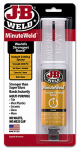 J-B Weld 50101 Epoxy Syringe, 25-ml.