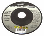 Forney Industries 71814 Cutting Wheel, Type 27, 4.5 x .045-In.