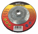 Forney Industries 71819 Grinding Wheel, Type 27, 4.5 x .25-In.