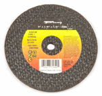 Forney Industries 71842 Cutting Wheel, Type 1, 3 x 1/8-In.