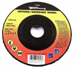 Forney Industries 71848 Grinding Wheel, Type 27, 4.5 x 1/8-In.