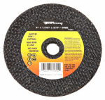 Forney Industries 71855 Cutting Wheel, Type 1, 3 x 1/32-In.