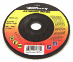 Forney Industries 71876 Grinding Wheel, Type 27, 4 x .25-In.