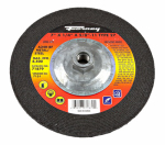 Forney Industries 71879 Grinding Wheel, Type 27, 7 x .25-In.