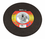 Forney Industries 71883 Grinding Wheel, Type 27, 9 x .25-In.