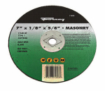Forney Industries 71893 Cutting Wheel, Type 1, 7 x 1/8-In.
