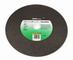 Forney Industries 71895 Masonry/Asphalt Cutting Wheel, Type 1, 14 x 1/8-In.