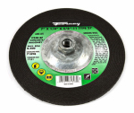 Forney Industries 71898 Masonry Grinding Wheel, Type 27, 7 x .25-In.