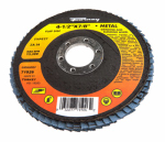 Forney Industries 71926 4.5x7/8 36G Flap Disc