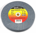 Forney Industries 72402 Bench Grinding Wheel, 80-Grit, 6-In.