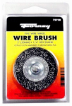 Forney Industries 72728 Fine Crimped Wire Wheel, 2 x .25 x .012-In.