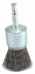 Forney Industries 72737 Crimped Wire End Brush 1 x .25 x .008-In.