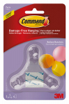 3M 17801CLR-ES Party Balloon Buncher, 3-Pk.