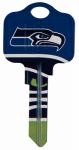 Kaba Ilco KCKW1-NFL-SEAHAWKS KW1 Seahawks Team Key