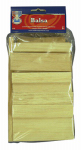 Midwest Products 19 Economy Balsa Wood Bag, 72 Cu. In.