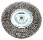 Forney Industries 72745 Crimped Wire Wheel Brush, 6-In.