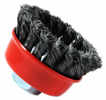 "Forney Industries 72757 2-3/4"" Knot Cup Brush"