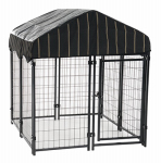 Jewett Cameron CL 60445 Pet Resort, Lockable, 52 x 48 x 48-In.