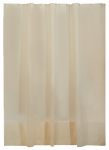 Interdesign 14755 Shower Curtain Liner, Sand EVA, 72 x 72-In.