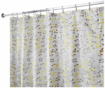 Interdesign 32481 Shower Curtain, Vine, PEVA, 72 x 72-In.