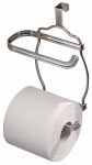 Interdesign 62170 York Lyra Tissue Holder, Chrome