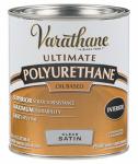 Rust-Oleum 9141H Varathane Qt. Satin Interior Oil-Based Premium Polyurethane