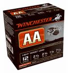 Winchester Ammunition AA127 25RND 12GA #7.5Tar Load