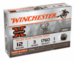 "Winchester Ammunition X123RS15 5RND 12GA 3"" Rifle Slug"