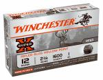 """Winchester Ammunition X12RS15 5RND 12GA 2-34""""Rif Slug"""