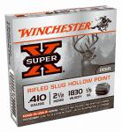 """Winchester Ammunition X41RS5 5RND .410 2-1/2"""" Slug"""